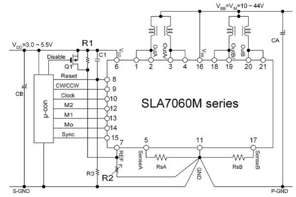 Guitar Tuner Using Atmega32 Schemetic