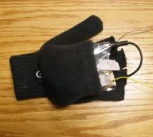 Hand controller for Parrot AR Drone Quadricopter Using Atmega644