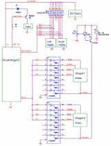 Laser Pong Using Atmega32 Schemetic