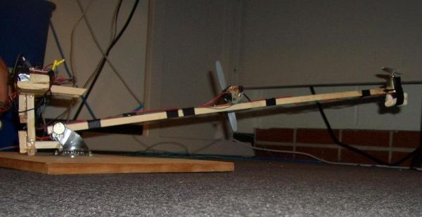 Neural Net Helicopter Using Atmega32