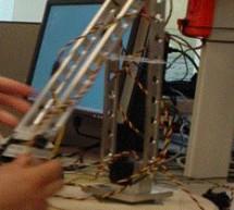ROBOT ARM Using Atmega32