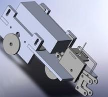 Robot Plotter Using Atmega32