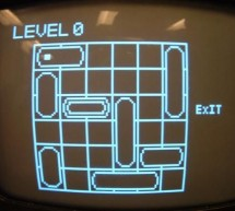 TouchPad video game Using Atmega32