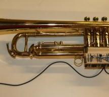 Trumpet MIDI Controller Using Atmega32