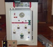 A Budget Pachinko Machine Using Atmega644