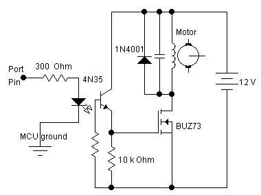 A Moving Alarm Clock Using Atmega1284 Circuit