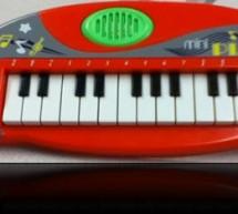Auto-composing keyboard Using Atmega644
