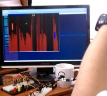 Brain-Computer Interface Using Atmega644