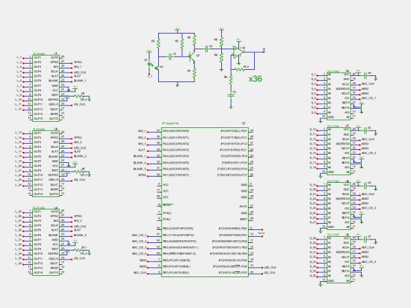 BrainMap Using Atmega644