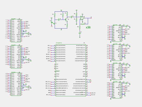 BrainMap Using Atmega644