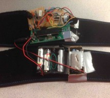 ColdRunner – A Temperature Feedback Running Band Using Atmega1284