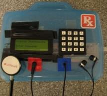Digital Stethoscope Using Atmega644