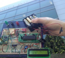 GPS Tracking Device for Cornell Engineering Quad Using Atmega644