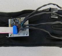 Glove Mouse Using Atmega1284