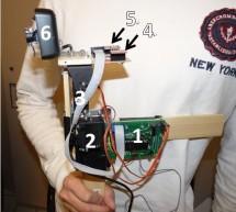 Handheld Self-stabilizing Camera Platform Using Atmega1284