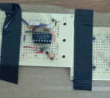 NFC Transmitter and Receiver Using Atmega1284