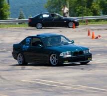 OBD-II Autocross/Track Data Logger for BMW E36 M3 Using Atmega644