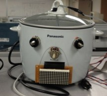 Precision Cooker: A Temperature Controlled Cooker Using Atmega1284
