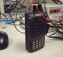 Radio Station Tracker Using Atmega644