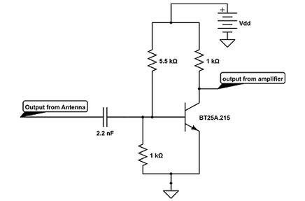 Radio Station Tracker Using Atmega644 Schemetic