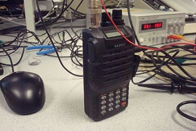 Radio Station Tracker Using Atmega644