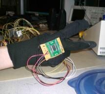 Rock-Paper-Scissors Sensor Gloves Using atmega644