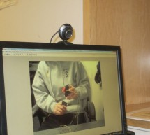The Webcam Mouse Using Atmega1284