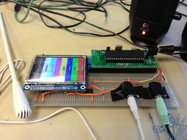 NFC Secure Data Storage Using Atmega644