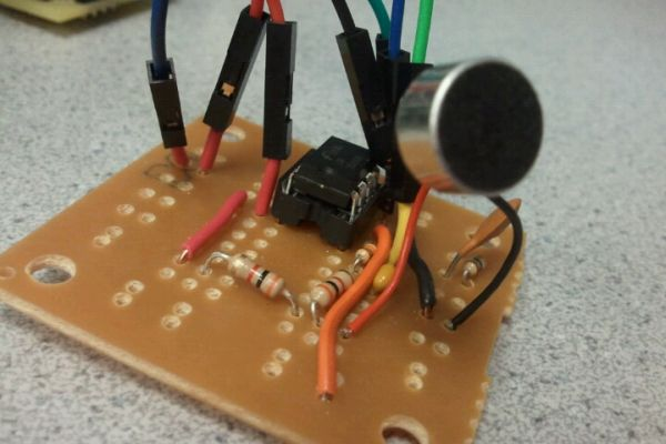 Voice decoder for vowels Using Atmega644