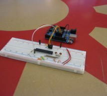 Bootloading and Mounting Arduino Atmega328 – I made it at TechShop
