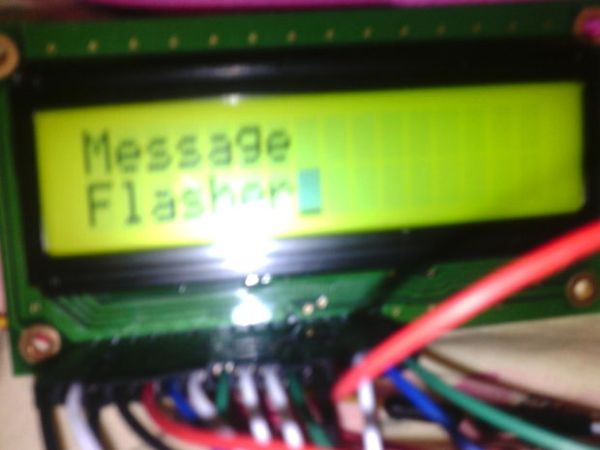 Use ATmega328 Chip as a Storage Device and Store Text and Images in it