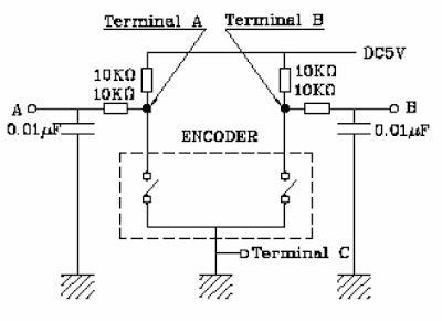 RGB Rotary Encoder with PWM and ISRs Using an ATmega328