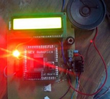 Speech Synthesis on Atmega128