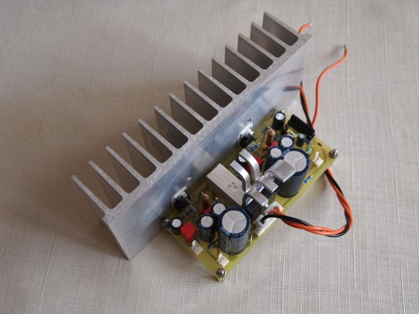 Audio Power Amplifier with TDA2050