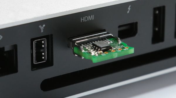 Headless Ghost – HDMI emulator