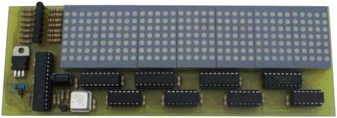 LED Dot Matrix Display