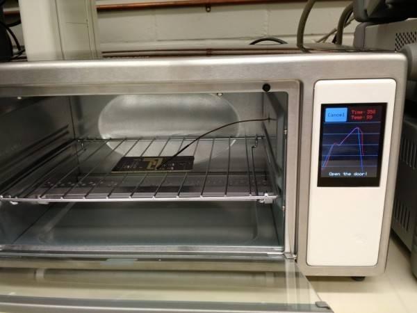 Reflow Château – Reflow oven controller