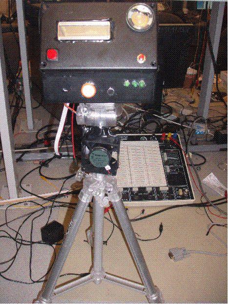 Fart Intensity Detector Using Atmega644