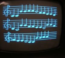 Sheet Music Notator Using Atmega644