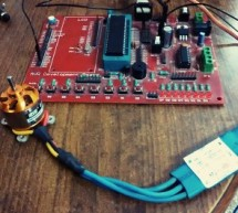 Controlling a BLDC Motor with an ESC
