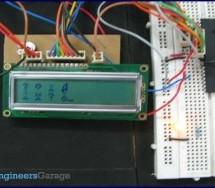 Display custom characters on LCD using AVR Microcontroller (ATmega16)