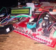 Fingerprint Detection using Microcontroller