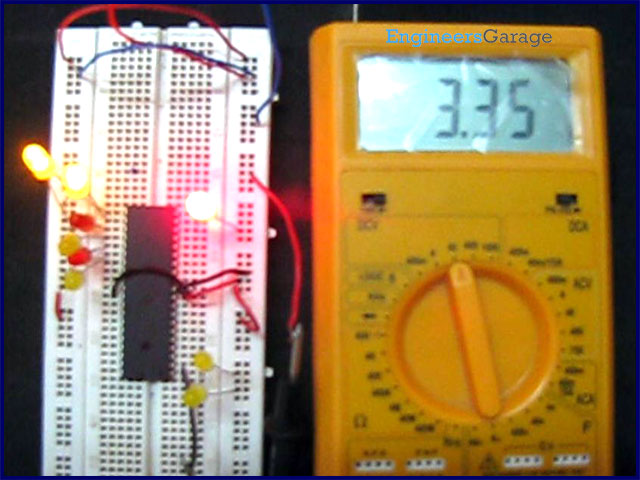 How to interface LED with AVR Microcontroller (ATmega16)