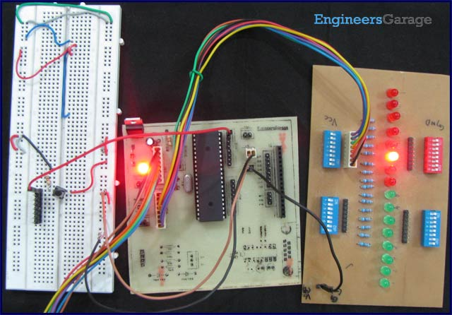 How to take input from a particular pin of ATmega16