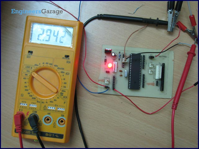 How to use fast PWM (Pulse Width Modulation) Mode of AVR microcontroller Timer