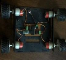 Mobile – Gesture Controlled Car