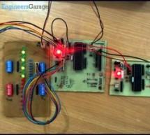 SPI (serial peripheral interface) using AVR microcontroller (ATmega16)