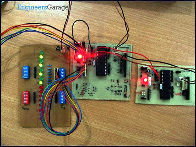 SPI (serial peripheral interface) using AVR microcontroller (ATmega16)