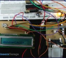 Serial communication (Data receive) using AVR Microcontroller (ATmega16) USART