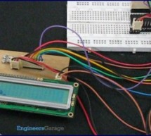 Serial communication with AVR microcontroller using interrupts